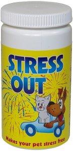 Stress Out 5063 prep.uspokajający dla psów 60tab