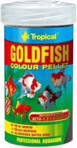Trop. 60473 Goldfish Colour Pellet 100ml/30g
