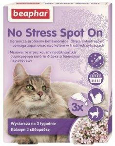 Beaphar 10548 No Stress Spot On dla kotów