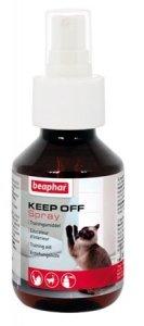 Beaphar 11058 Keep Off 100ml zniechęcajacy dla kot
