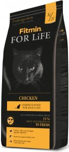 Fitmin Cat 1,8kg For Life Chicken