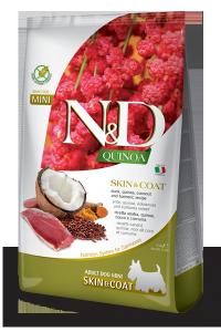 ND Dog NG 0107 Ad Mini Quinoa 2,5kg Skin&Coat Duck
