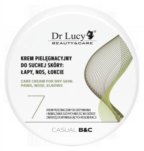 Dr Lucy 3194 Krem pielęgna łapy nos łokcie 100g
