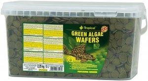 Trop. 66428 Green Alge Wafers Wiadro 5L/2,25kg
