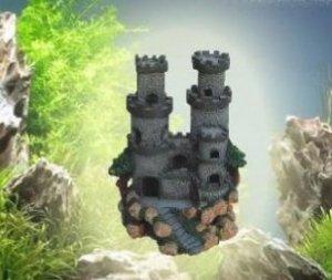 Hailea H82129 Twierdza na skale dekor do akwarium