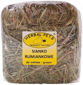 Herbal Pets 4555 Sianko Rumiankowe 300g