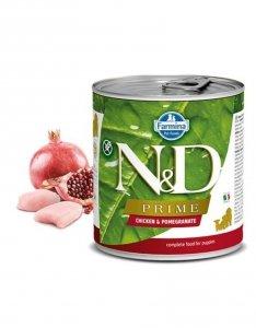 ND Dog 2512 Puppy 285g Prime Chicken Pomegranate