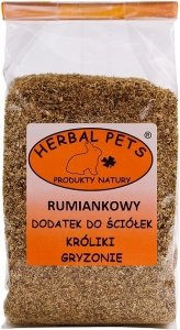 Herbal Pets 4470 Rumiankowy dosdatek do ściółek 50