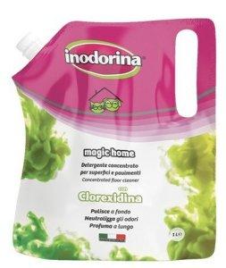 Inodorina 8184 Płyn do mycia 1L chloreksydyna