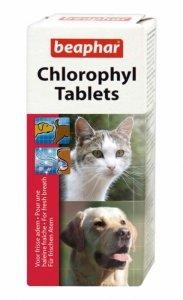 Beaphar 13706 Tabletki z Chlorofilem 30szt.
