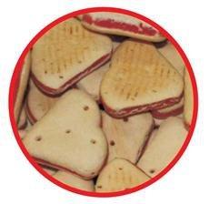 Ciastka 35 Sandwich Hearts 10kg*