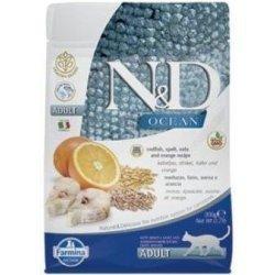 ND Cat Ocean 6704 Adult 1,5kg herring orange