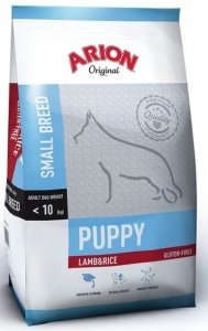Arion 5574 Original Puppy Small Lamb & Rice 3kg