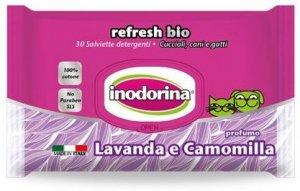 Inodorina 5879 Chusteczki Lawenda Rumianek 30szt