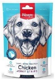 Wanpy 0339 Jerki Paseczki z kurczaka 100g dla psa
