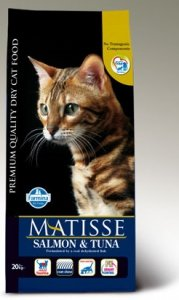 Matisse Cat 6027 Adult 20kg Salmon & Tuna