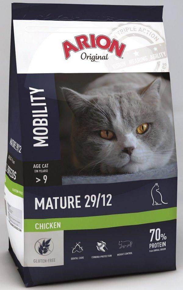 Arion 8605 Cat Original Mature Chicken 2kg