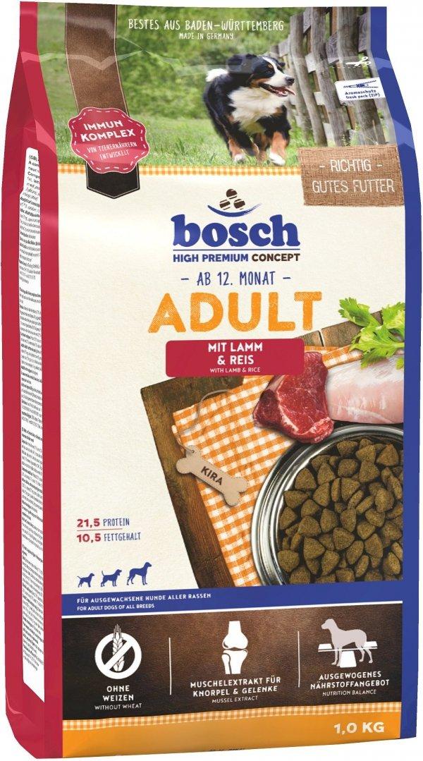 Bosch 01010 Adult Lamb & Rice 1kg
