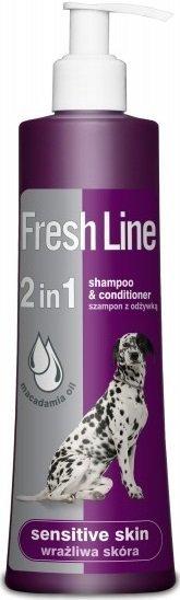 Fresh Line 0029 Szampon dla skóry wrażliwej 220ml