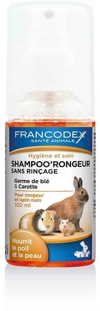 Francodex 170027 Szampon dla gryz bez spłuk 100ml