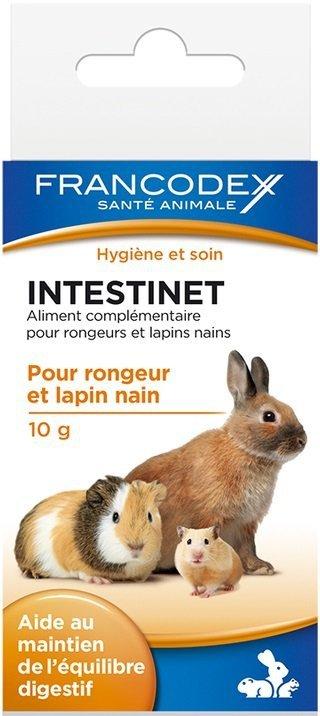 Francodex 174062 Intestinet reg. jelit gryzoni 10g