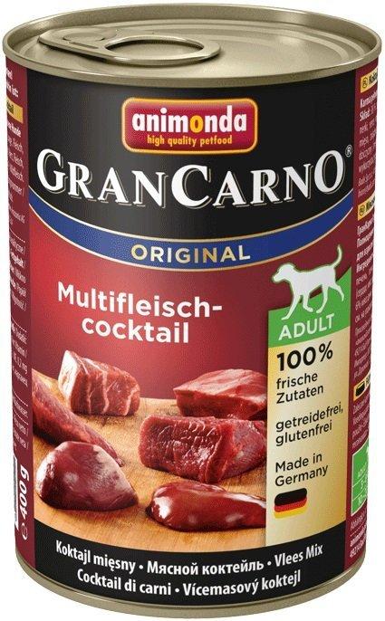 Animonda 82730 Gran Carno Adult Koktail Mięs 400g