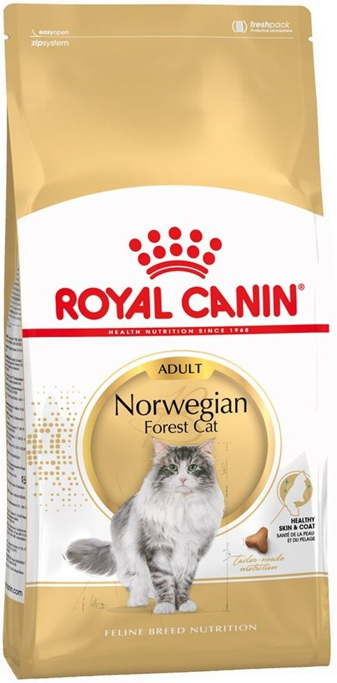 Royal 235080 Norwegian Forest Cat 10kg