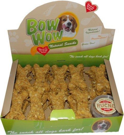 Bow BW 302 Kość Natural Protect z pest.winog 27szt