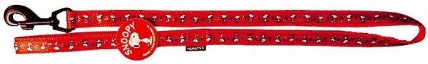 ZOLUX 465713 Smycz Snoopy 1m-20mm czerwona *