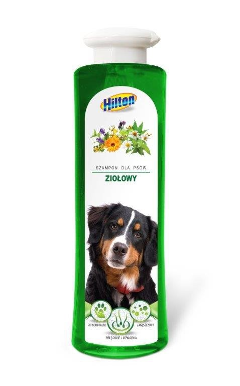 Hilton 027-00 Szampon 200ml ziołowy dla psa
