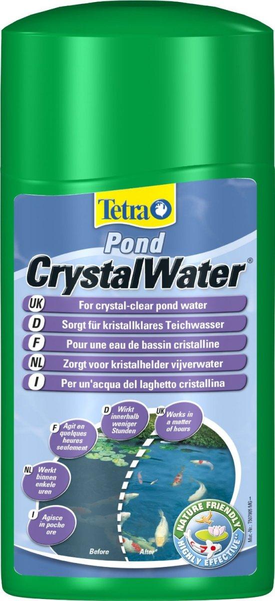 Tetra Pond 231566 Crystal Water 1L