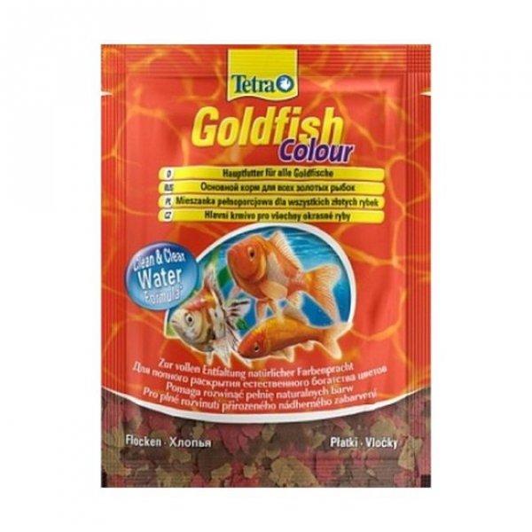 Tetra 183704 Goldfish Colour 12g saszetka