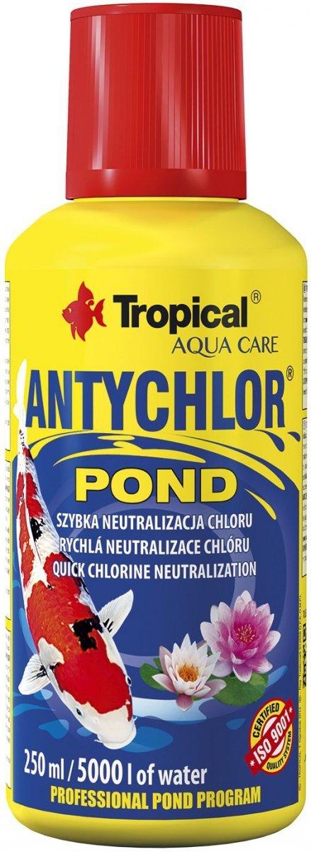 Trop. Pond 34115 Antychlor 250ml