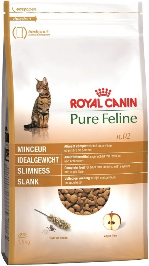Royal 154190 Pure Feline nr2 - 1,5kg*