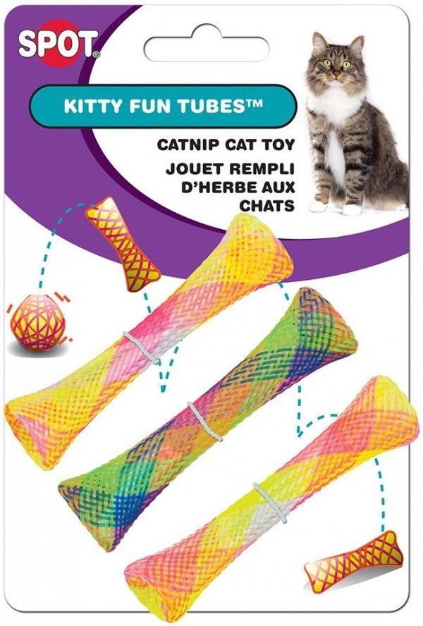 Ethical 52000-0 Zabawka kolorowe tubki dla kota