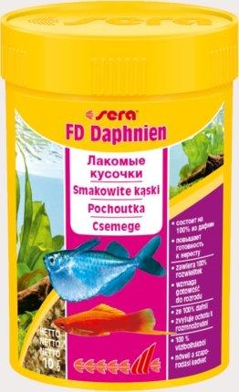 Sera 01440 Przysmak FD Daphnia 100ml