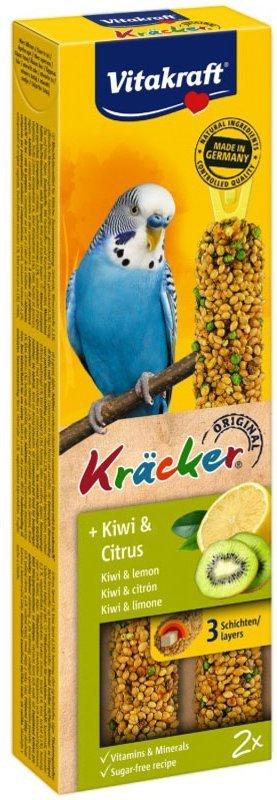 Vitakraft 2672 Kracker 2szt Falista Kiwi Cytrus
