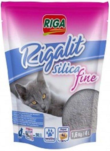 RIGA 004803 Silica Fine 4l żwirek silikatowy drob.