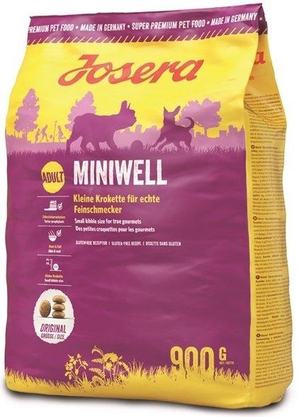 JOSERA 5676 Miniwell 900g