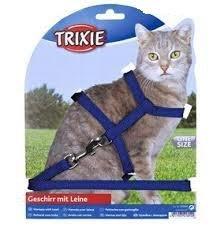 Trixie 4185 Szelki dla kota nylon 22-42/125cm