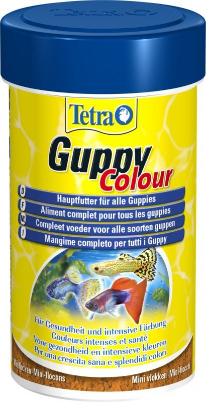 Tetra 197275 Guppy Color 100ml
