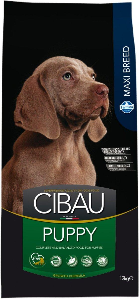 Cibau Dog 1013 Puppy Maxi 12kg