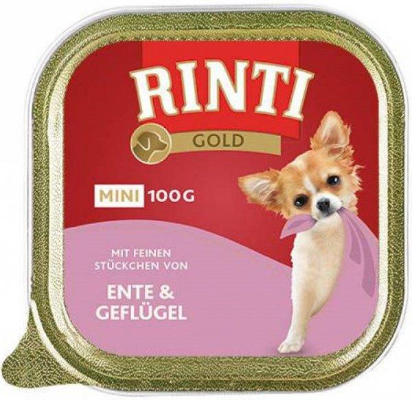 Rinti 92024 Mini Gold 100g Kaczka/ Drób