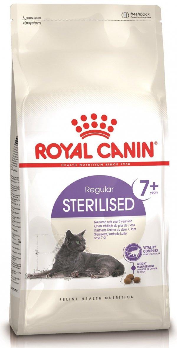 Royal 227370 Sterilised +7 400g