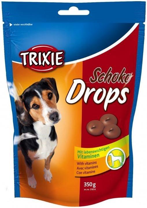 Trixie 31614 Dropsy czekoladowe 350g saszetka