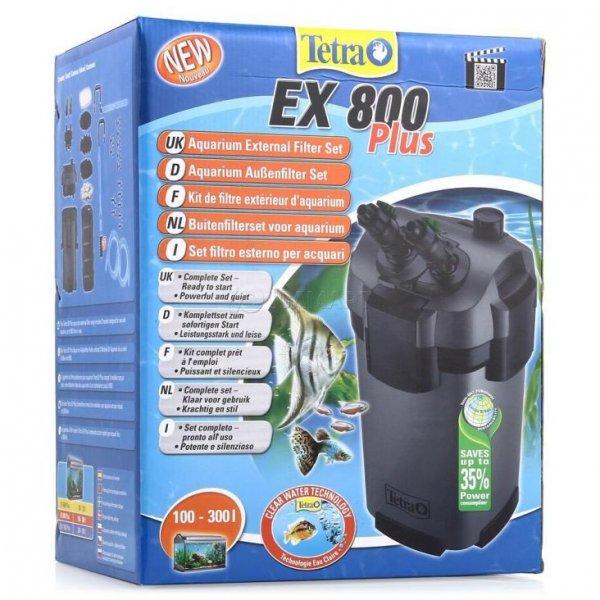 Tetra 240964 EX-800 Filtr zewnętrzny 100-300L NT