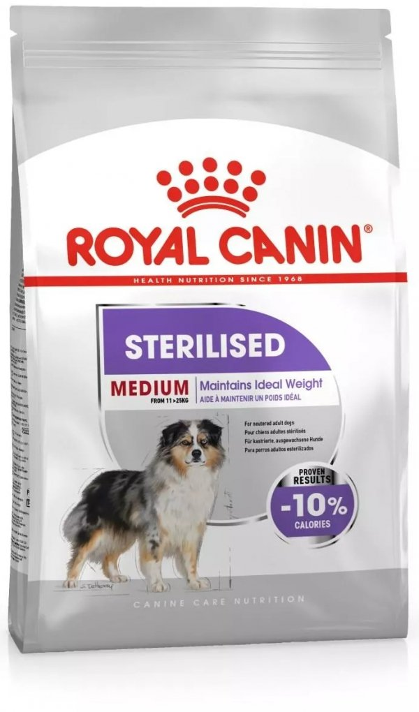 Royal 225280 CCN Medium Sterilised 10kg