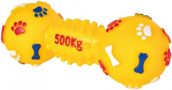 Trixie 3362 Hantel Vinylowy średni 19cm