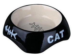 Trixie 24498 Miska ceramiczna dla kota 200ml/13cm