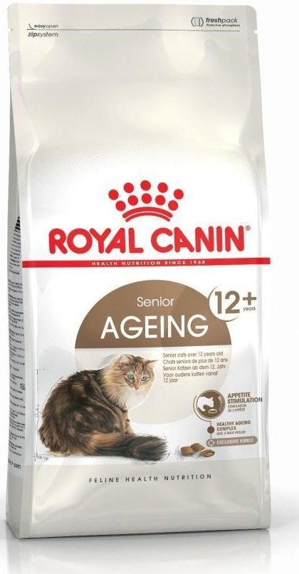 Royal 227330 Senior 12+ Ageing Sterilised 4kg